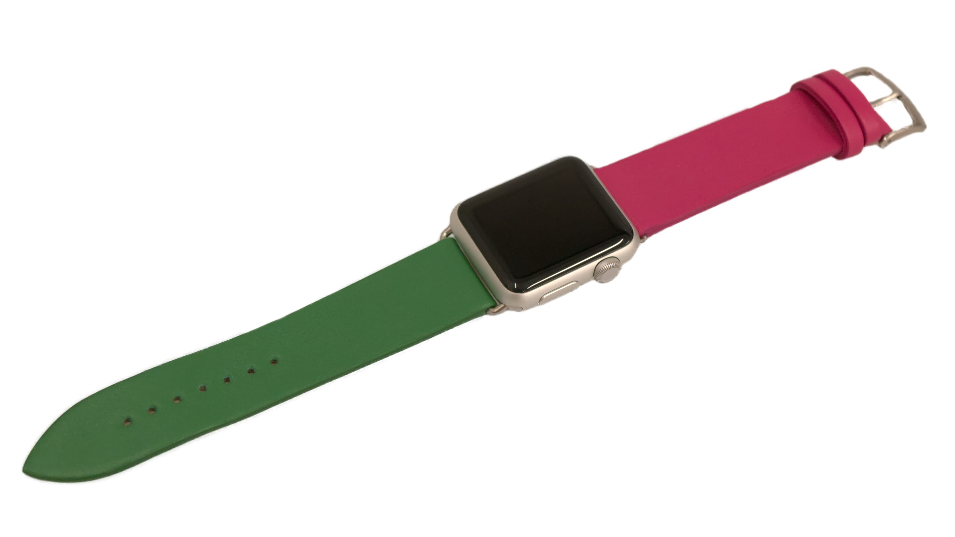 """Levně Kožený řemínek """"Pure"""" - Apple Watch"""