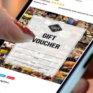 Electronic Gift Vouchers
