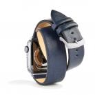 apple watch strap - plain - 1000 x 1000 px - silver - matte.jpg
