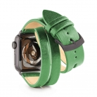 apple watch double - plain - cut - back - Scene 1 - GREEN RAY - black brushed.jpg