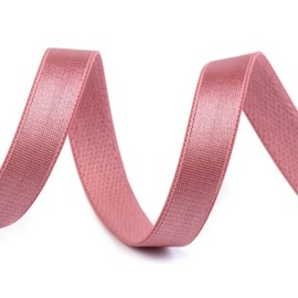 Old Pink Satin Elastic