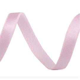 Pink Satin Elastic